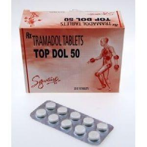 Tramadol Top Dol 50mg Tablets