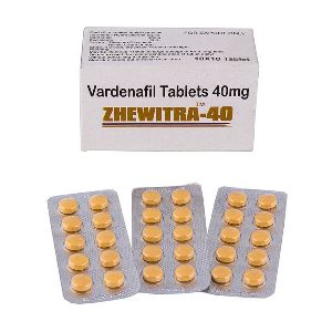 Zhewitra 40mg Tablets