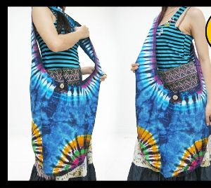 Tie-dye Cotton Bag