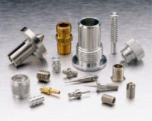 CNC Precision Turned Components 02