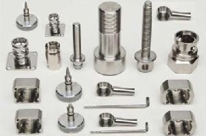CNC Precision Turned Components 05