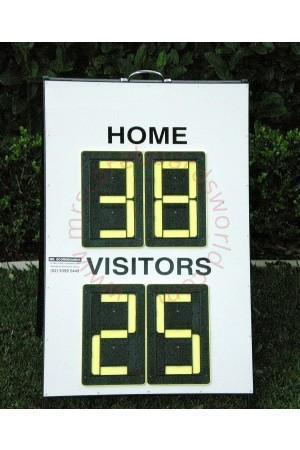 Multipurpose A-Frame Scoreboard