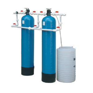 Softening Water Treatment Plant