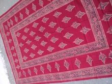 Hand Block Printed Bedspreads