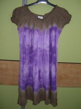 tie and dye sundress