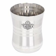 stainless steel water goblet