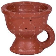 Terracotta Charcoal Incense Burner