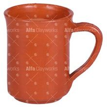 Terracotta Clay Beer Mug