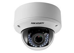 HD720P Low Light Vandal Proof IR Dome Camera