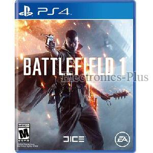 PS4 Battlefield 1 Video Game