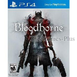 PS4 Bloodborne Video Game