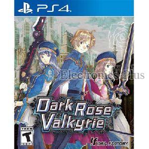 PS4 Dark Rose Valkyrie Video Game