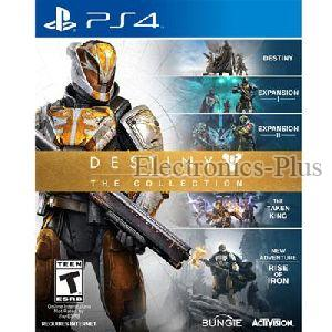PS4 Destiny Collection Video Game