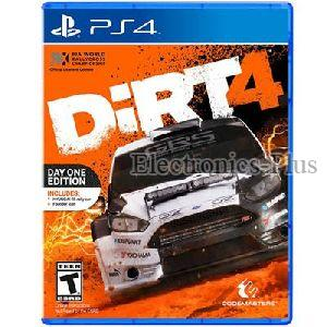 PS4 Dirt 4 Video Game