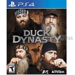 PS4 Duck Dynasty Video Game