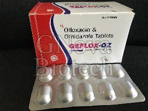 Geflox-OZ Tablets