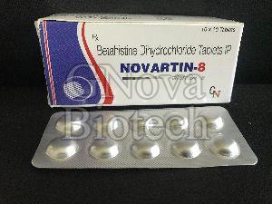 Novartin-8 Tablets