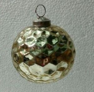 CH101 Christmas Hanging Glass Ball