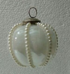 CH102 Christmas Hanging Glass Ball