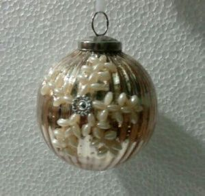 CH106 Christmas Hanging Glass Ball