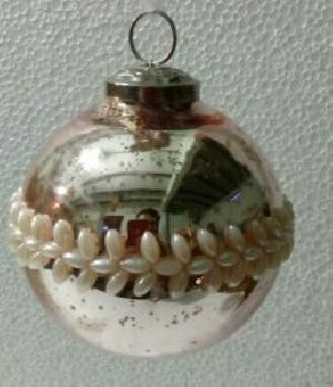 CH107 Christmas Hanging Glass Ball