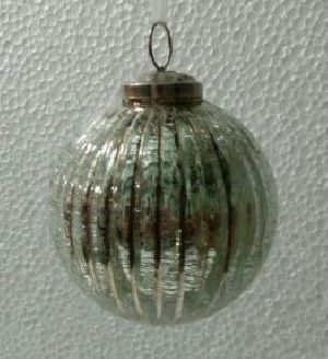 CH108 Christmas Hanging Glass Ball