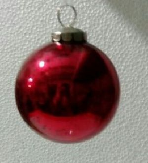 CH111 Christmas Hanging Glass Ball