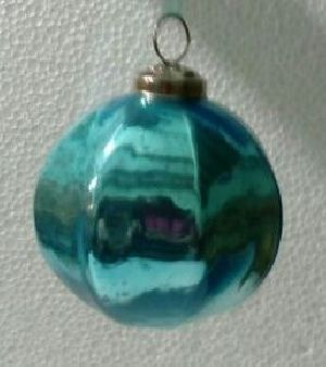 CH116 Christmas Hanging Glass Ball