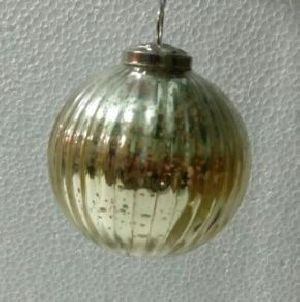 CH120 Christmas Hanging Glass Ball