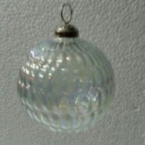 CH121 Christmas Hanging Glass Ball