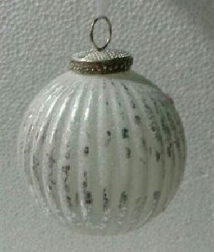 CH128 Christmas Hanging Glass Ball