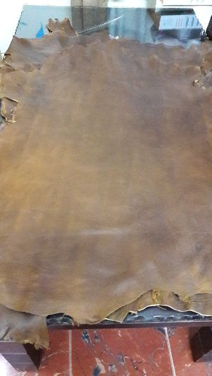 Tanned Sheep Leather 04