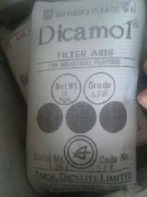 Dicamol Filter Aid Powder 01