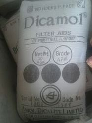 Dicamol Filter Aid Powder