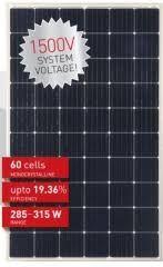 Somera Grand 1500v Series Solar Panel