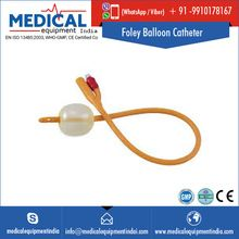 2 Way and 3 Way Foley Balloon Catheter