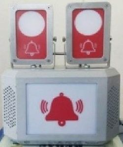 Reverent Remote Control Industrial Grade Exit Emergency Light with fire alarm sound