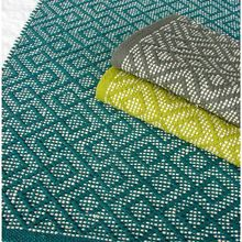Cotton Geometric Floor Covering Rug