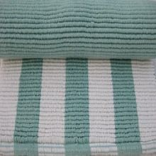 Frame Loom Luxury Bath mat