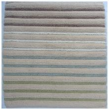 Geometric Clifford Stripe Bathmat