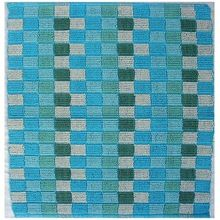 Hand Woven Anti Slip Cotton Bath Mat