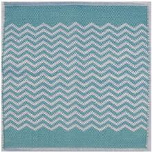 Zig Zag Stripes floor mat