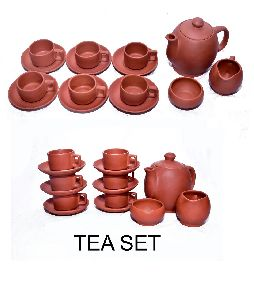 MC RB15 Mud Tea Set