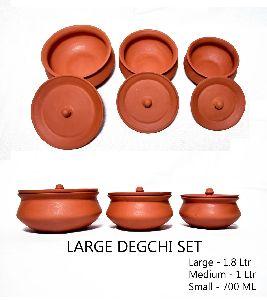 MC RCS41 Mud Degchi Set