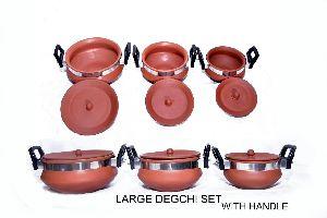 MC RCS61 Mud Degchi Set