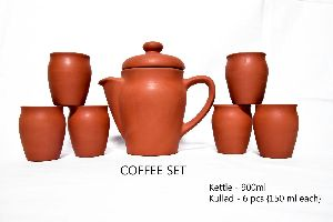 MC RB13 Mud Coffee Set