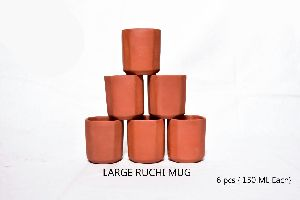 MC RB05 Mud Large Ruchi Mugs