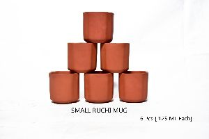 MC RB07 Mud Small Ruchi Mugs