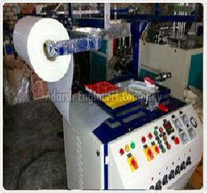 Thermocol Plate & Dona Making Machine