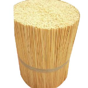 Raw Bamboo Incense Sticks